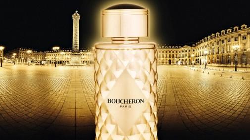 Постер Boucheron Place Vendome Elixir 2014