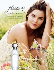 Постер Estee Lauder Pleasures