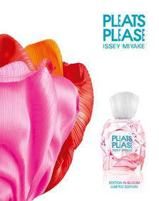 Постер Issey Miyake Pleats Please in Bloom