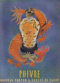 Постер Caron Poivre
