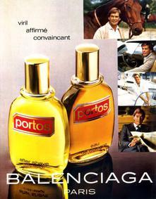 Постер Balenciaga Portos