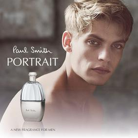 Постер Paul Smith Portrait For Men