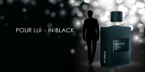 Постер Mauboussin Pour Lui in Black