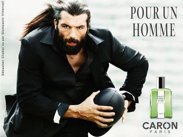 Постер Pour Un Homme De Caron