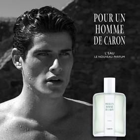 Постер Pour Un Homme De Caron L'Eau