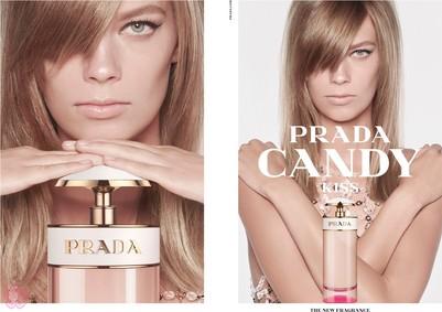 Постер Prada Candy Kiss