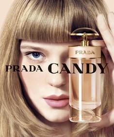 Постер Prada Candy L'eau