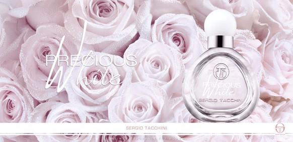 Постер Sergio Tacchini Precious White