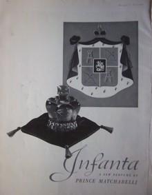 Постер Prince Matchabelli Infanta