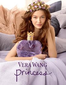 Постер Vera Wang Princess