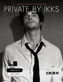 Постер Private by IKKS Only for Men