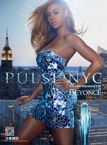 Постер Beyonce Pulse NYC