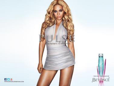 Постер Beyonce Pulse Summer Edition
