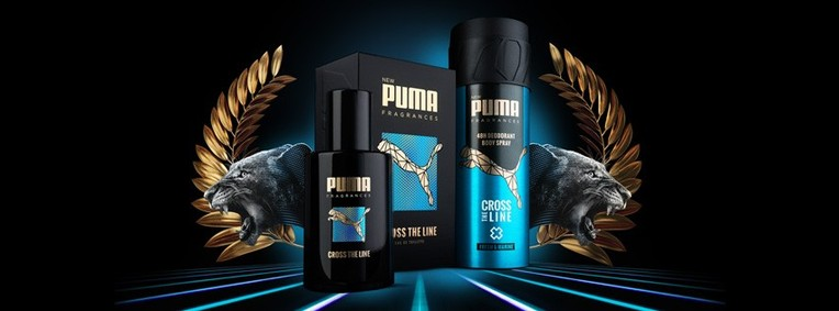 Постер Puma Cross The Line