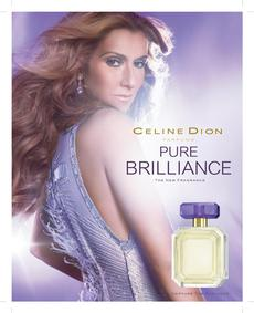 Постер Celine Dion Pure Brilliance