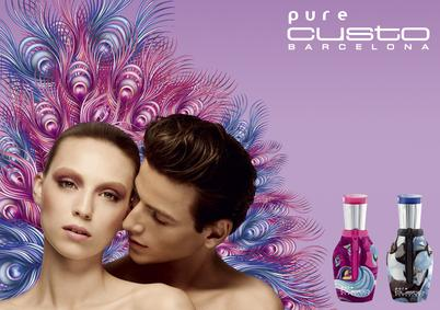 Постер Pure Custo Barcelona Woman