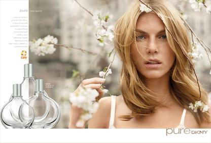 Постер Donna Karan Pure DKNY