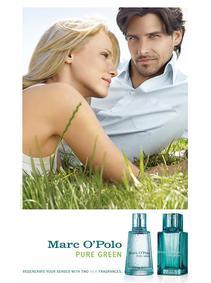 Постер Marc O`Polo Pure Green Man