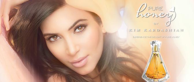 Постер Kim Kardashian Pure Honey