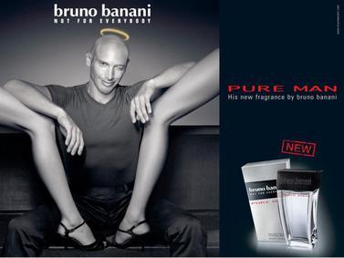 Постер Bruno Banani Pure Man