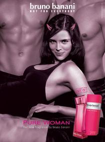 Постер Bruno Banani Pure Woman