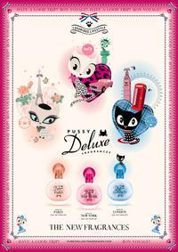 Постер Pussy Deluxe New York