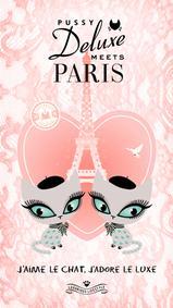 Постер Pussy Deluxe Paris