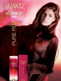 Постер Molyneux Quartz Pure Red