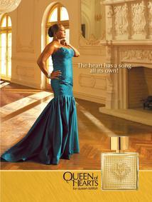 Постер Queen Latifah Queen Of Hearts
