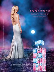 Постер Britney Spears Radiance