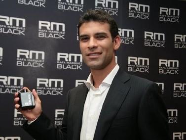 Постер Rafa Marquez RM Black