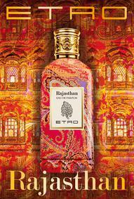 Постер Etro Rajasthan