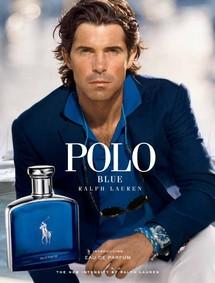 Постер Ralph Lauren Polo Blue Eau De Parfum