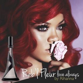 Постер Rihanna Reb'l Fleur Love Always