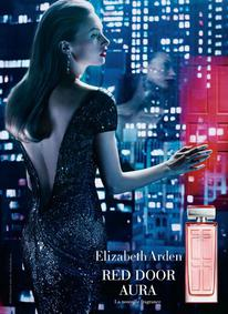 Постер Elizabeth Arden Red Door Aura