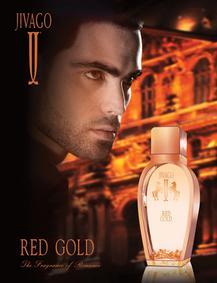 Постер Jivago Red Gold