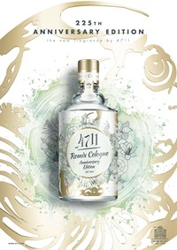 Постер 4711 Remix Cologne Anniversary Edition