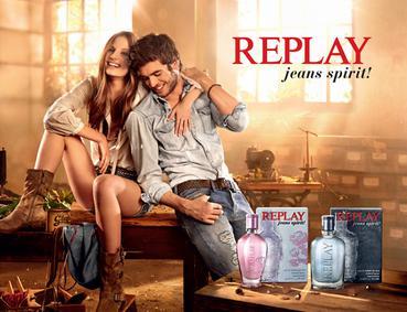 Постер Replay Jeans Spirit Man