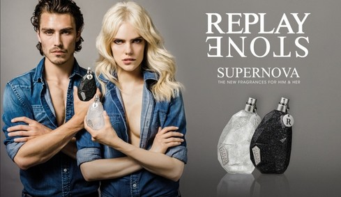 Постер Replay Stone Supernova For Her