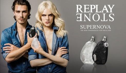 Постер Replay Stone Supernova For Him