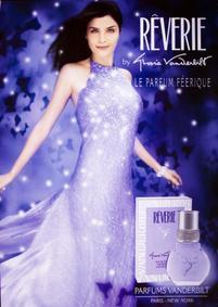 Постер Gloria Vanderbilt Reverie