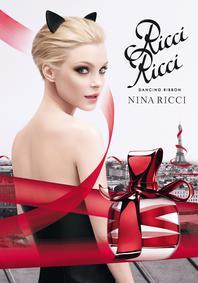 Постер Nina Ricci Ricci Ricci Dancing Ribbon