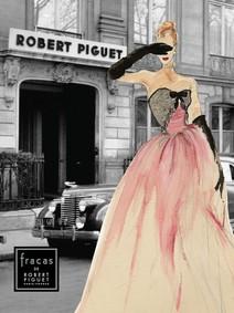 Постер Robert Piguet Fracas Platinum 70 Anniversary Limited Edition