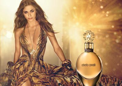 Постер Roberto Cavalli Eau de Parfum