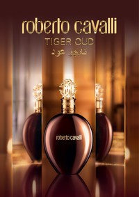 Постер Roberto Cavalli Tiger Oud