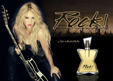 Постер Rock By Shakira