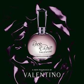 Постер Valentino Rock n' Rose