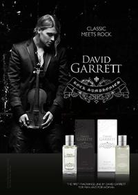 Постер David Garrett Rock Symphonies Man