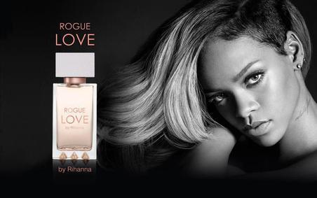 Постер Rihanna Rogue Love