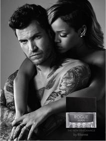 Постер Rihanna Rogue Man